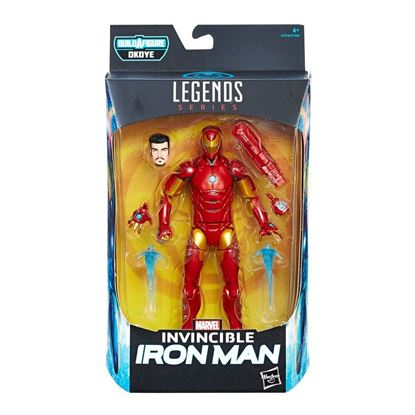 Picture of Marvel  Legends Figura Invincible Iron Man 15 cm