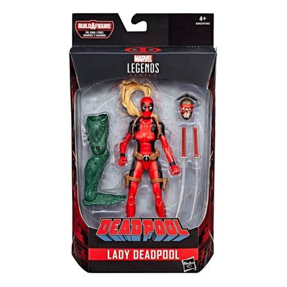 Picture of Marvel  Legends Figura Lady Deadpool 15 cm