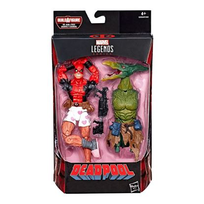 Picture of Marvel  Legends Figura Deadpool #4 15 cm