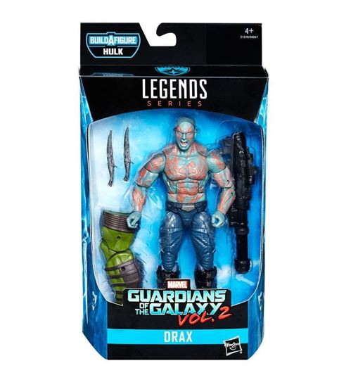 Picture of Marvel  Legends Figura Drax (Guardians of the Galaxy Vol. 2) 15 cm