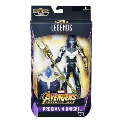 Picture of Marvel  Legends Figura Proxima Midnight (Comics) 15 cm