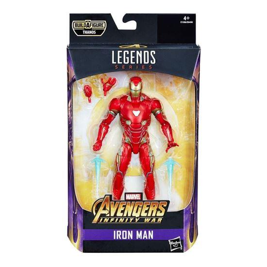 Picture of Marvel  Legends Figura Iron Man (Avengers: Infinity War) 15 cm