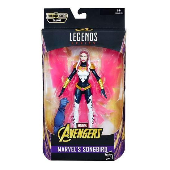 Picture of Marvel  Legends Figura Marvel's Songbird (Comics) 15 cm