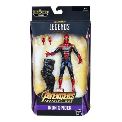 Picture of Marvel  Legends Figura Iron Spider (Avengers: Infinity War) 15 cm