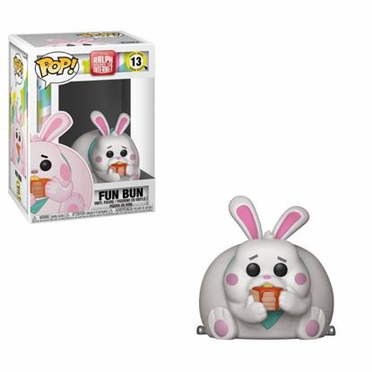 Picture of Wreck-It Ralph 2 POP! Movies Vinyl Figura Fun Bun 9 cm