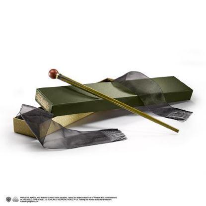 Imagen de Varita Mágica de Skender en caja Ollivander - Animales Fantásticos 2
