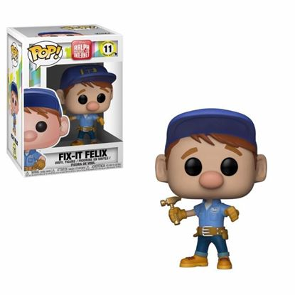 Picture of Wreck-It Ralph 2 POP! Movies Vinyl Figura Fix-It Felix 9 cm