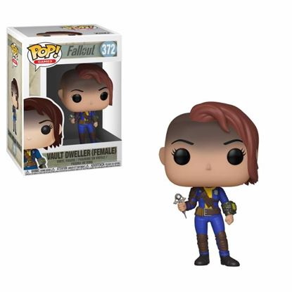 Picture of Fallout POP! Games Vinyl Figura Vault Dweller Female 9 cm