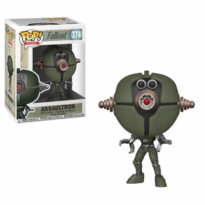 Picture of Fallout POP! Games Vinyl Figura Assaultron 9 cm.