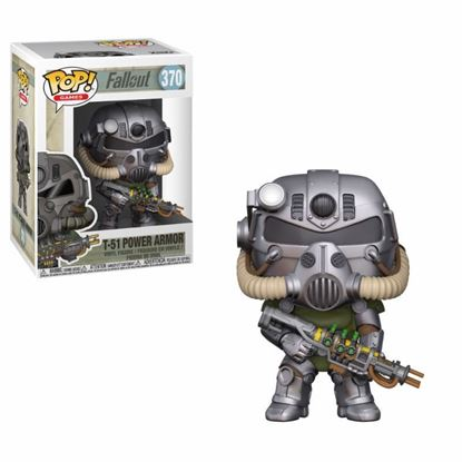 Picture of Fallout POP! Games Vinyl Figura T-51 Power Armor 9 cm