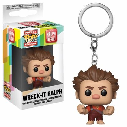 Picture of Wreck-It Ralph 2 Llavero Pocket POP! Vinyl Wreck-It Ralph 4 cm