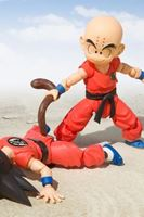 Picture of Dragon Ball Figura S.H. Figuarts Krillin (Early Years) 10 cm