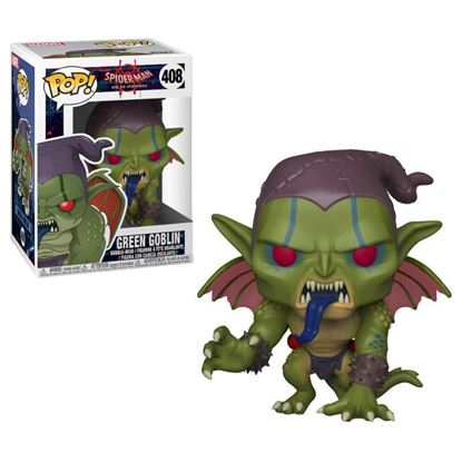 Imagen de Spider-Man Animated POP! Marvel Vinyl Figura Green Goblin 9 cm