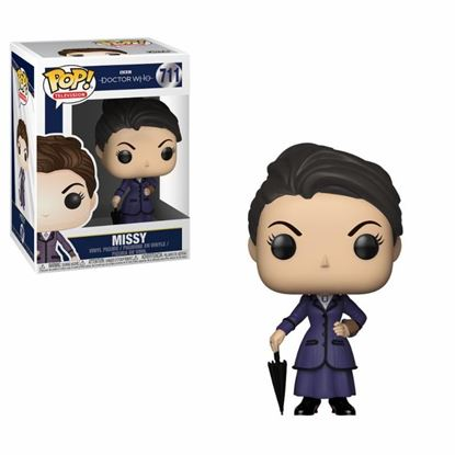Picture of Doctor Who Figura POP! TV Vinyl Missy 9 cm.