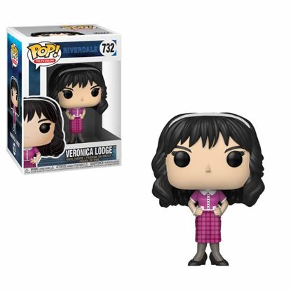 Imagen de Riverdale Dream Sequence POP! Television Vinyl Figura Veronica 9 cm