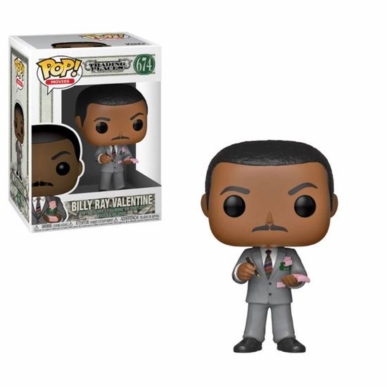 Picture of Trading Places Figura POP! Movies Vinyl Billy Ray Valentine 9 cm. DISPONIBLE APROX: FEBRERO 2019