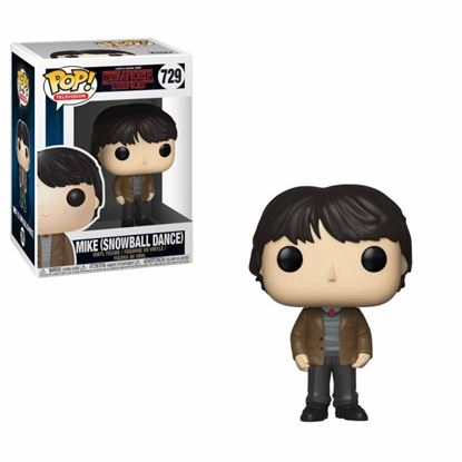 Picture of Stranger Things POP! TV Vinyl Figura Mike at Dance 9 cm.