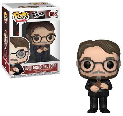 Picture of Guillermo del Toro Figura POP! Directors Vinyl Guillermo del Toro 9 cm.