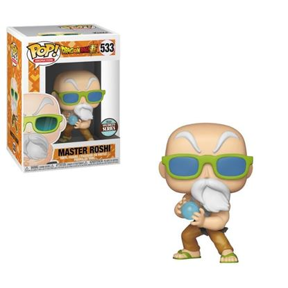 Picture of Dragonball Super Figura POP! Animation Vinyl Speciality Series Master Roshi (Max Power) 9 cm