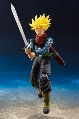 Picture of Dragon Ball Super Figura S.H. Figuarts Trunks Tamashii Web Exclusive 14 cm