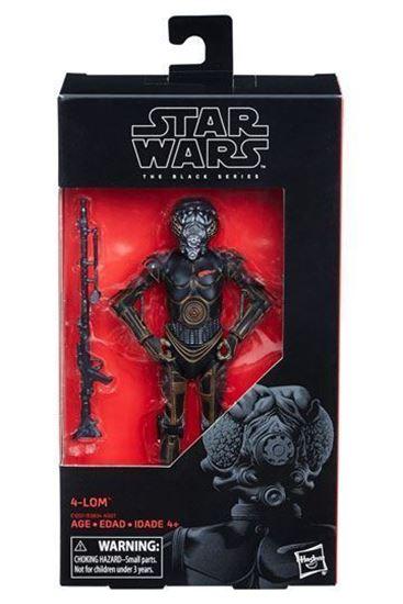 Picture of Star Wars Episode V Black Series Figura 2018 4-LOM 15 cm