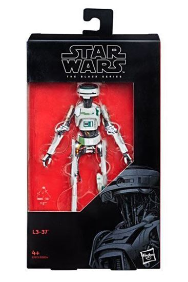Picture of Star Wars Solo Black Series Figura 2018 L3-37 15 cm