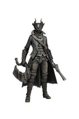 Picture of Bloodborne Figura Figma Hunter 15 cm