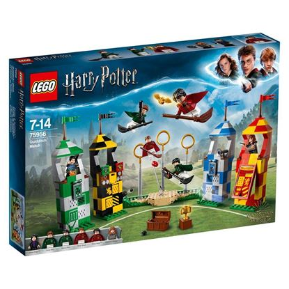 Picture of LEGO® Partido de Quidditch™ 75956 - Harry Potter™