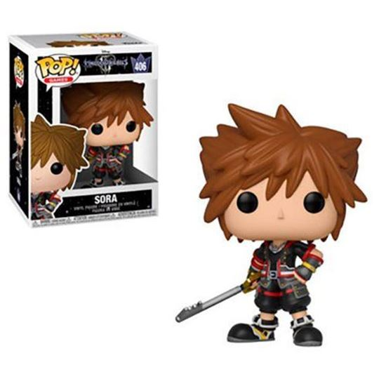 Picture of Kingdom Hearts 3 POP! Disney Vinyl Figura Sora 9 cm.