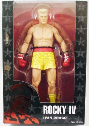 Picture of Ivan Drago Figura 18 cm Serie 2 40th Anniversary