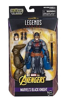 Picture of Marvel  Legends Figura Marvel's Black Knight 15 cm