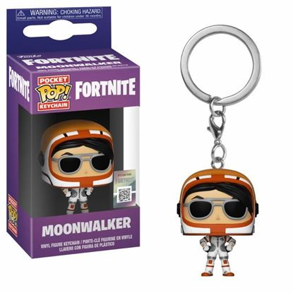 Picture of Fortnite Llavero Pocket POP! Vinyl Moonwalker 4 cm DISPONIBLE APROX: FEBRERO 2019