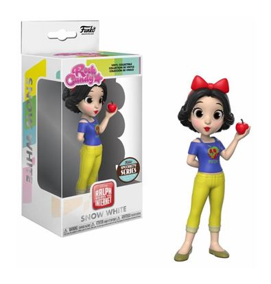 Picture of Ralph rompe Internet Rock Candy Vinyl Figura Blancanieves 13 cm DISPONIBLE APROX: DICIEMBRE 2018