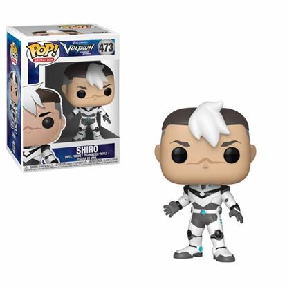 Picture of Voltron POP! Animation Vinyl Figura Shiro 9 cm