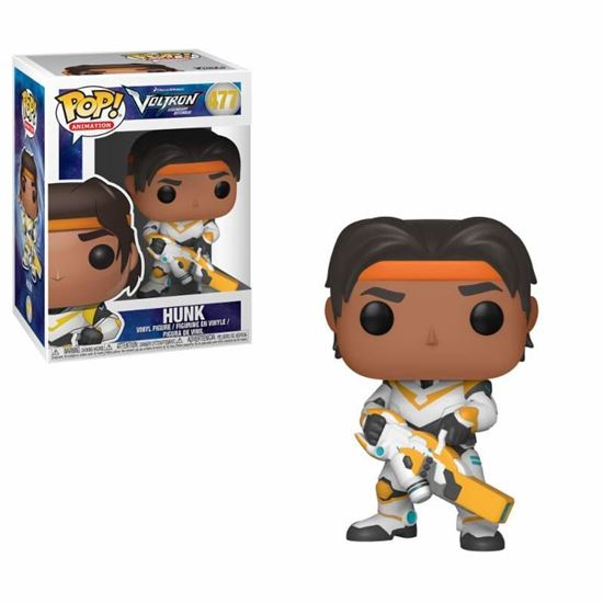 Picture of Voltron POP! Animation Vinyl Figura Hunk 9 cm