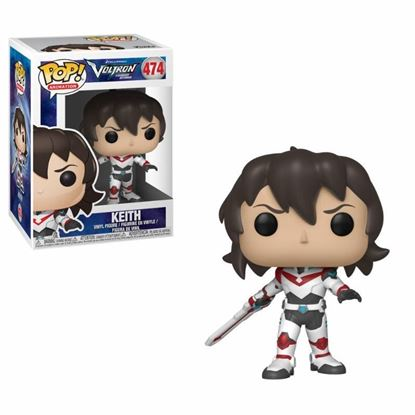 Picture of Voltron POP! Animation Vinyl Figura Keith 9 cm. DISPONIBLE APROX: DICIEMBRE 2018