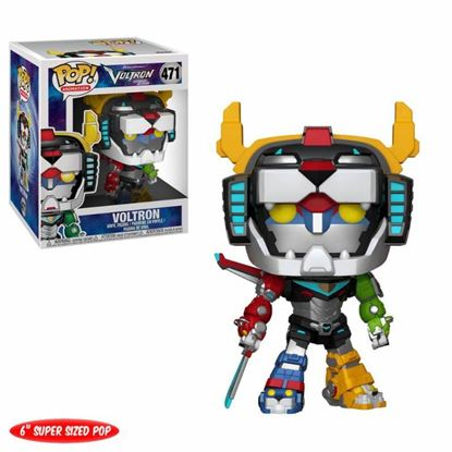 Picture of Voltron Super Sized POP! Animation Vinyl Figura Voltron 15 cm.