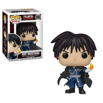 Picture of Fullmetal Alchemist POP! Animation Vinyl Figura Roy Mustang 9 cm.