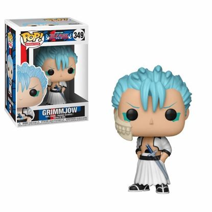 Picture of Bleach POP! Animation Vinyl Figura Grimmjow 9 cm.