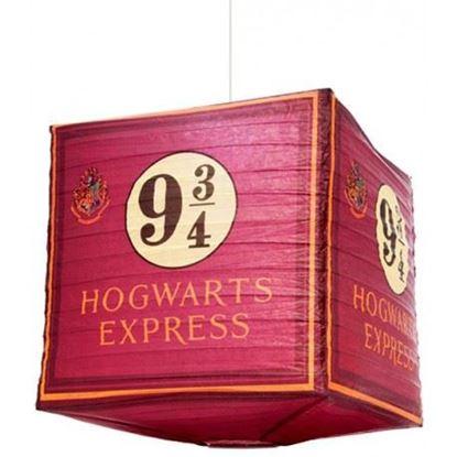 Picture of Pantalla de Papel para Lámpara Andén 9 3/4 - Harry Potter