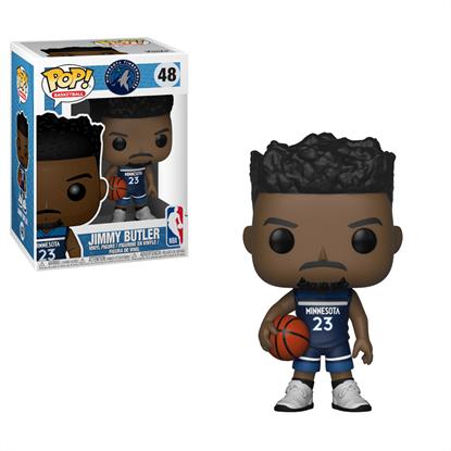 Picture of NBA POP! Sports Vinyl Figura Jimmy Butler (Timberwolves) 9 cm