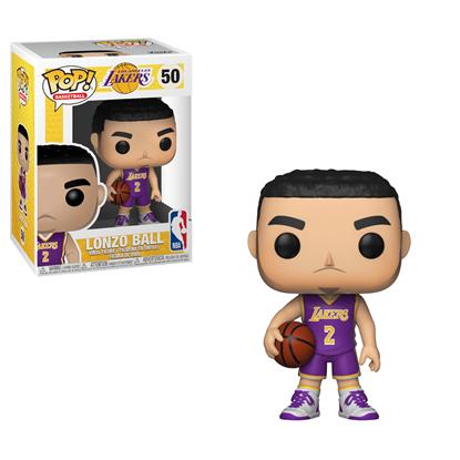 Picture of NBA POP! Sports Vinyl Figura Lonzo Ball (Lakers) 9 cm