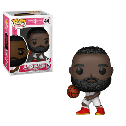 Picture of NBA POP! Sports Vinyl Figura James Harden (Rockets) 9 cm. DISPONIBLE APROX: JULIO 219