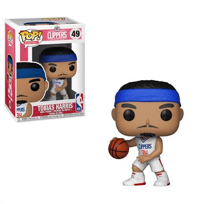 Picture of NBA POP! Sports Vinyl Figura Tobias Harris (Clippers) 9 cm. DISPONIBLE APROX: ENERO 2019