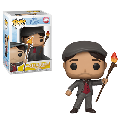 Imagen de Mary Poppins 2018 POP! Disney Vinyl Figura Jack the Lamplighter 9 cm.