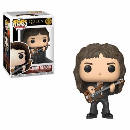 Picture of Queen POP! Rocks Vinyl Figura John Deacon 9 cm.