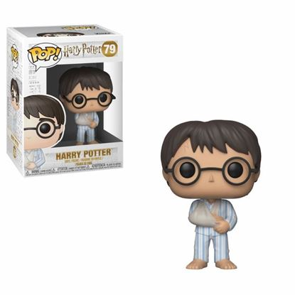 Picture of Harry Potter POP! Movies Vinyl Figura Harry Potter in Pyjamas 9 cm