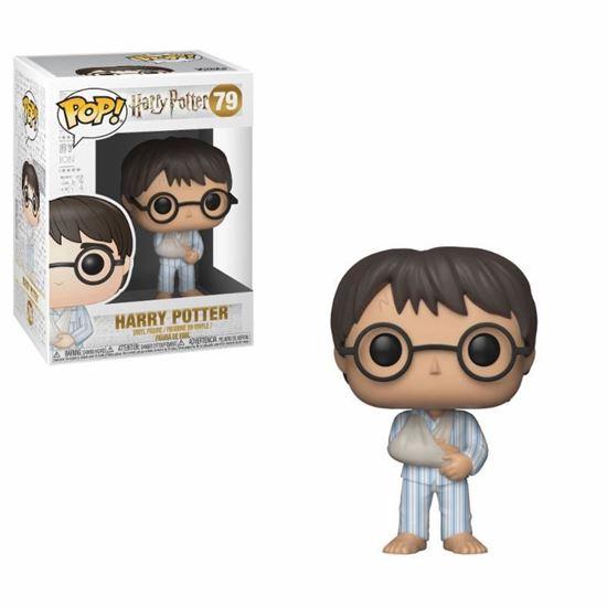 Picture of Harry Potter POP! Movies Vinyl Figura Harry Potter in Pyjamas 9 cm