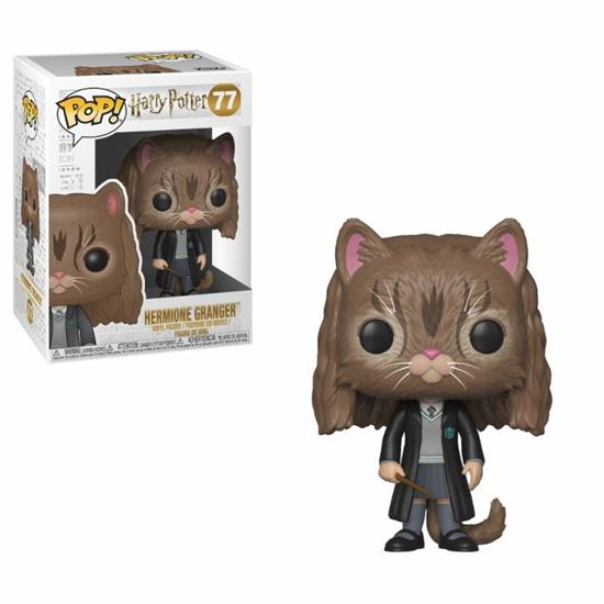 Picture of Harry Potter POP! Movies Vinyl Figura Hermione as Cat 9 cm