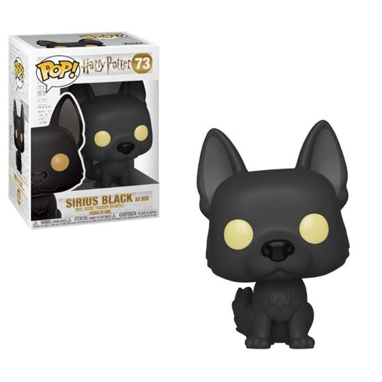 Picture of Harry Potter POP! Movies Vinyl Figura Sirius as Dog 9 cm